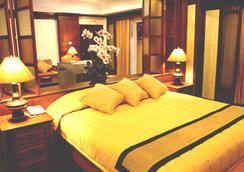 阿瓦隆海灘度假酒店 - 芭達亞 - 臥室
