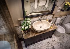 格蘭德愛茉莉酒店&Spa - 佛羅倫斯 - 浴室