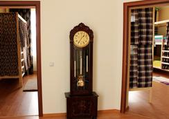 Art-khostel Sherlock homes - 克拉斯諾達爾 - 休閒室
