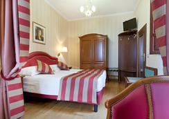 迪斯帕格納廣場酒店 - 羅馬 - 臥室