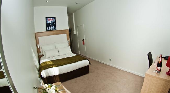 Music Hotel - 馬賽 - 臥室