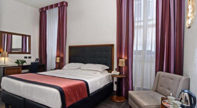 Navona Colors Hotel - 羅馬 - 臥室