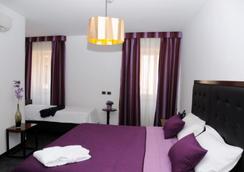 納沃納色彩酒店 - 羅馬 - 臥室