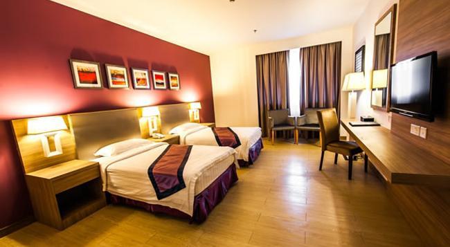 Badi'ah Hotel - Bandar Seri Begawan - 臥室