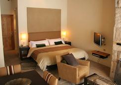 伽利略精品酒店 - 聖卡洛斯-德巴里洛切 - 臥室