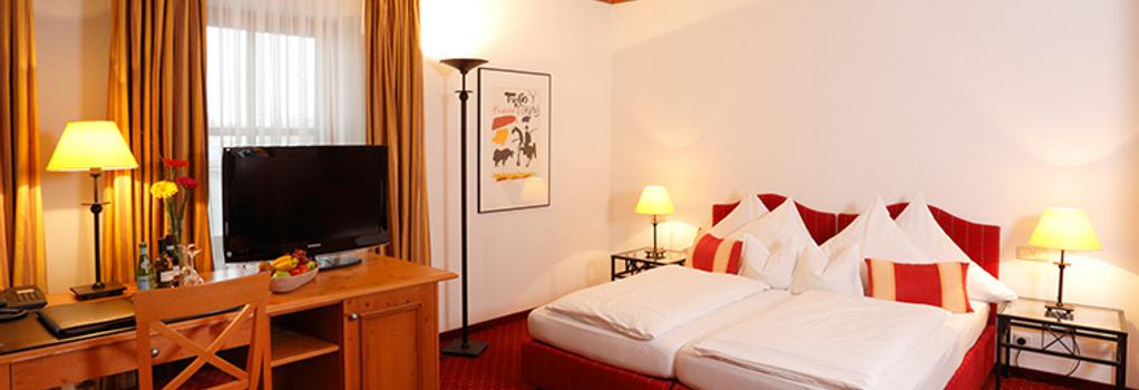 Hotel Obermaier - 慕尼黑 - 臥室