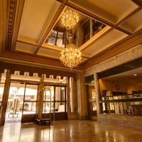 Gaslamp Plaza Suites Interior Entrance