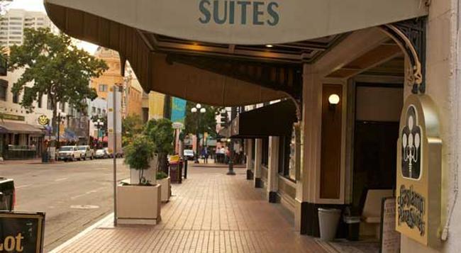 Gaslamp Plaza Suites - 聖地亞哥 - 建築