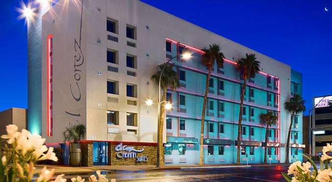 El Cortez Hotel & Casino - 拉斯維加斯 - 建築