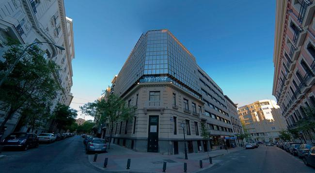 Hotel Gran Versalles - 馬德里 - 建築