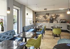 阿姆斯特丹繆斯精品酒店 - 阿姆斯特丹 - 餐廳