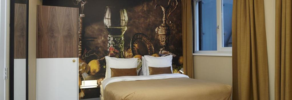 The Muse Amsterdam Boutique Hotel - 阿姆斯特丹 - 臥室