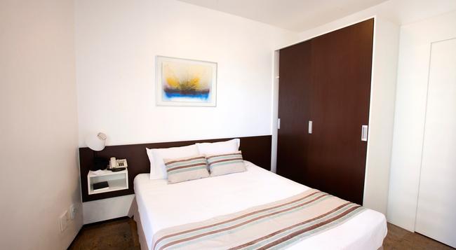 Hotel Brasil Tropical - 福塔萊薩 - 臥室
