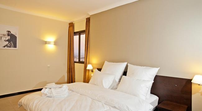 Theodor Hotel - 海法 - 臥室