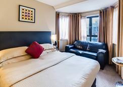 學院廣場酒店 - 都柏林 - 臥室