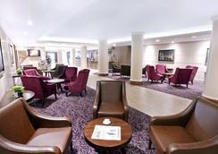 學院廣場酒店 - 都柏林 - 休閒室