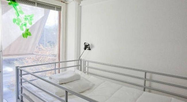Acco Hostel - 斯德哥爾摩 - 臥室