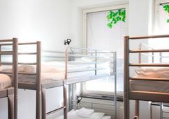 阿可旅館 - 斯德哥爾摩 - 臥室