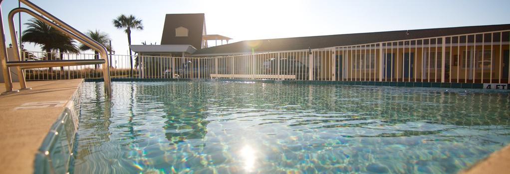 Edgewater Inn - 聖奧古斯丁 - 游泳池