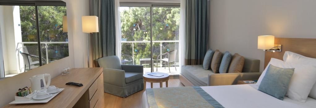 Turquoise Hotel - 錫德 - 臥室