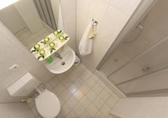柏林波茨坦酒店波茨坦廣場店 - 柏林 - 浴室