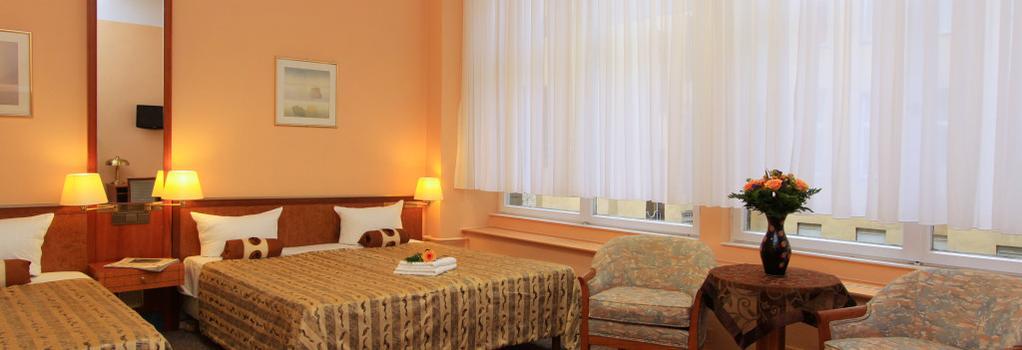 Hotel Potsdamer Hof Berlin - 柏林 - 臥室