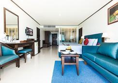 安達曼海灘套房飯店 - 巴東 - 臥室