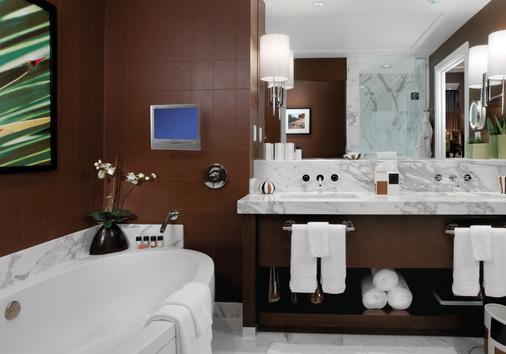 紅岩賭場Spa度假酒店 - 拉斯維加斯 - 浴室