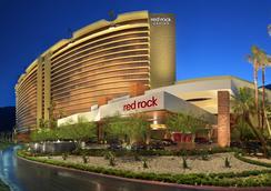 紅岩賭場Spa度假酒店 - 拉斯維加斯 - 建築