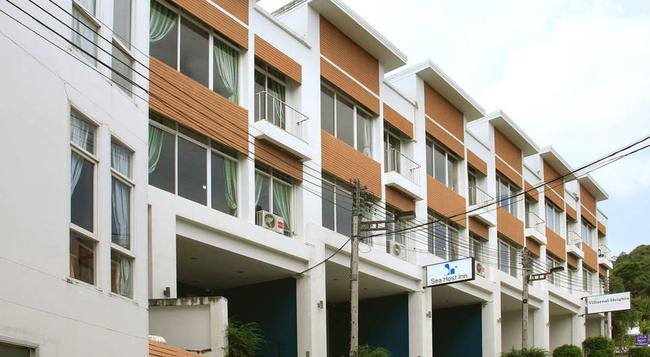 Sea Host Inn - 卡倫海灘 - 建築