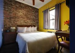 蘇豪酒店 - 紐約 - 臥室