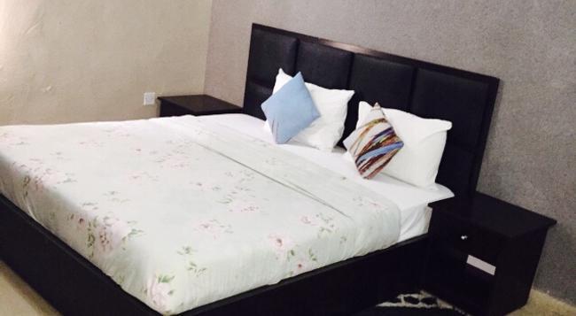 Western Dreams Hotel - 阿布賈 - 臥室