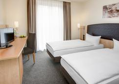 Intercityhotel Wien - 維也納 - 臥室