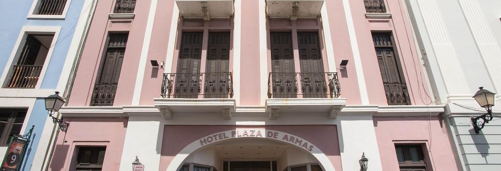 Hotel Plaza De Armas Old San Juan - 聖胡安 - 建築