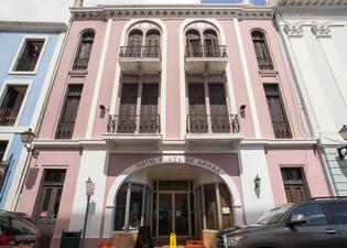老圣胡安阿马斯广场酒店