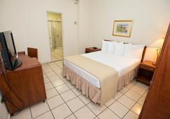 老圣胡安阿马斯广场酒店 - 聖胡安 - 臥室