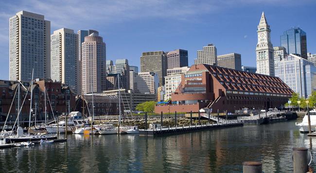 Boston Marriott Long Wharf - 波士頓 - 室外景