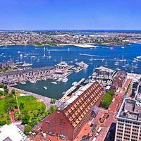 Boston Marriott Long Wharf Exterior