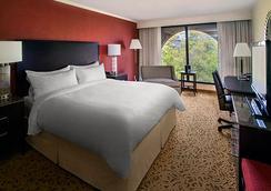 波士頓龍碼頭萬豪酒店 - 波士頓 - 臥室