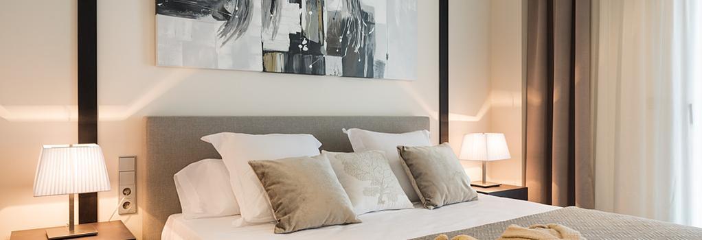 Cosmopolita Hotel-Boutique - Platja d'Aro - 臥室