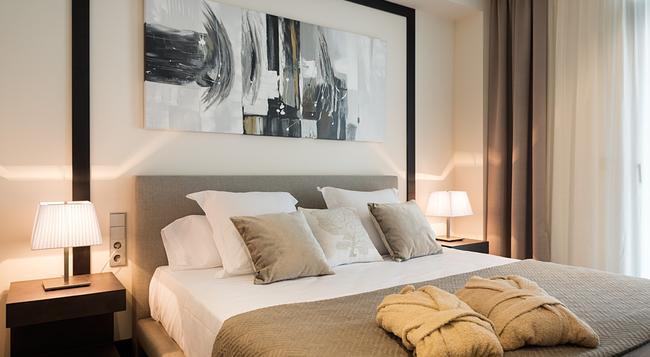 Cosmopolita Hotel Boutique & Spa - Platja d'Aro - 臥室