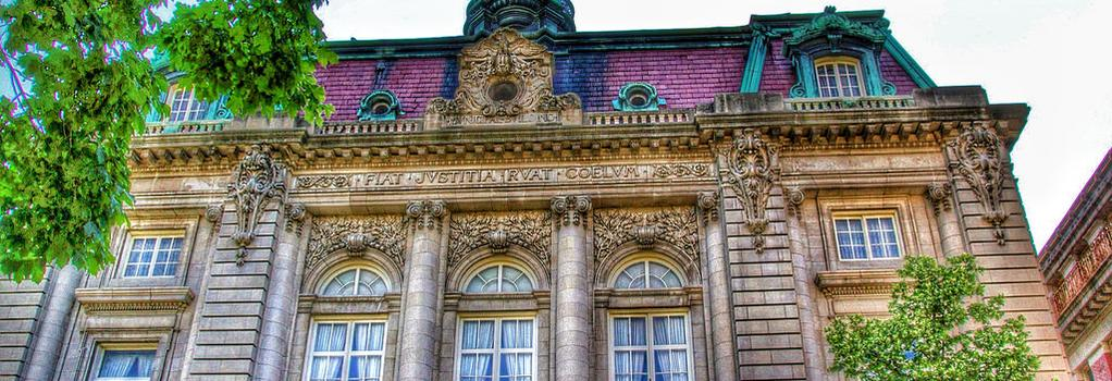 Grand Royale Hotel - Binghamton - 建築