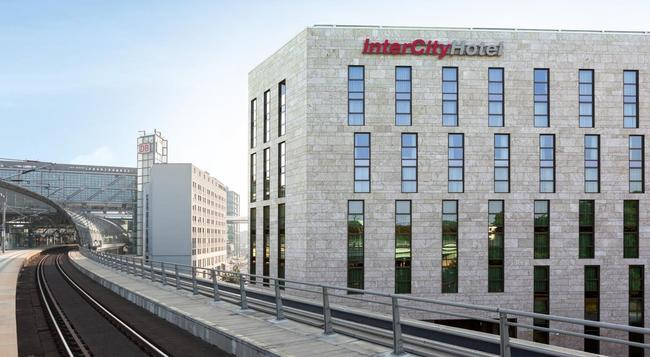 InterCityHotel Berlin Hauptbahnhof - 柏林 - 建築