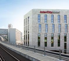 柏林中央車站城際酒店