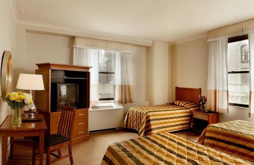 賓夕法尼亞酒店 - 紐約 - 臥室