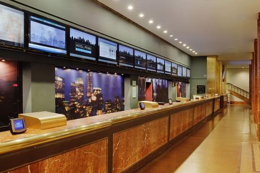 賓夕法尼亞飯店 - 紐約 - 櫃檯