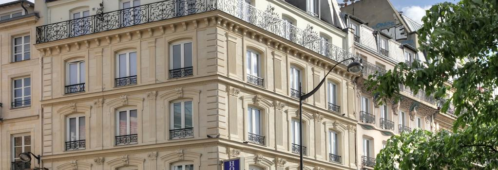 Contact Hotel Alize Montmartre - 巴黎 - 建築