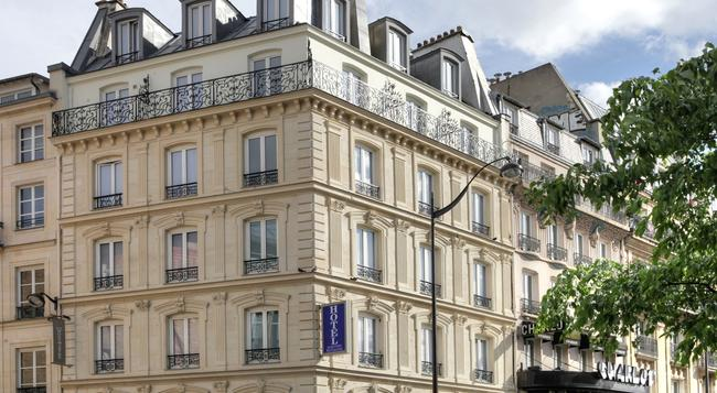 Contact Hotel Alize Montmartre - 巴黎 - 建築