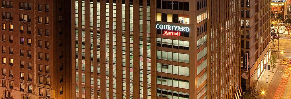 Courtyard by Marriott Chicago Downtown Magnificent Mile - 芝加哥 - 建築