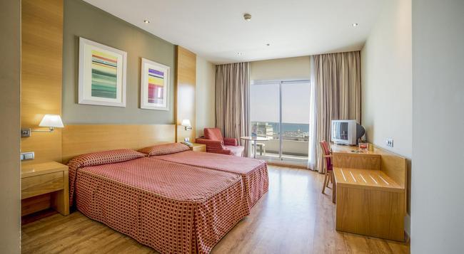 Hotel Gandía Palace - Gandia - 臥室